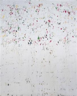 Muggi Peters - Angel Seeds Oil on Canvas, Paintings