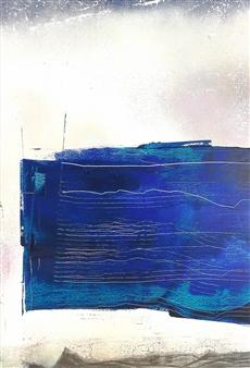 Vuce - Altum Oil on Board, Paintings