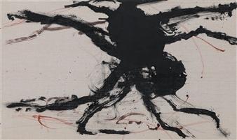 YeonSoo Kim - Tarantulas-1801 Acrylic on Canvas, Paintings
