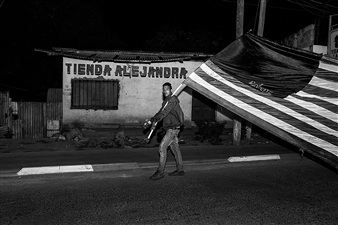 Ada Luisa Trillo - On My Way to America Archival Pigment Print, Photography