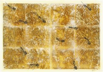 Yoshiki Uchida - Arigato Lithograph, Prints