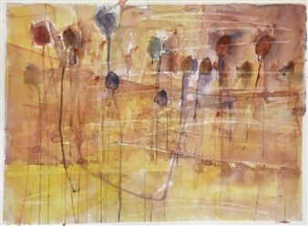 Kerstin Lundin - Talent Watercolor on Paper, Paintings