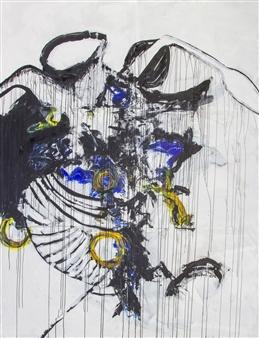 Doofan Kwaghhool - Va Se Vine Amar I Acrylic on Canvas, Paintings