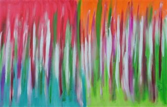 Carlos E. Porras M. - Jesolo Acrylic on Canvas, Paintings