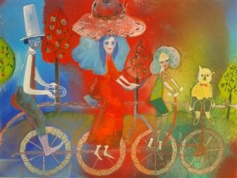 Irina Mauler - 13 Giclee, Prints