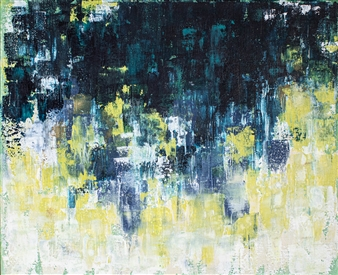 Susan Shade - Daylights Acrylic on Canvas, Paintings