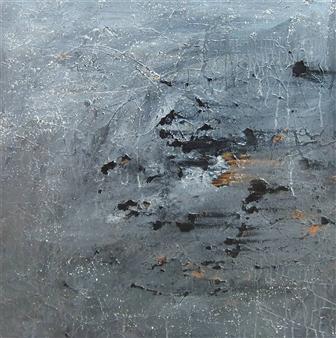 Anina E. Hathaway - 2012.VII.16 Acrylic & Mixed Media on Wood Panel, Paintings