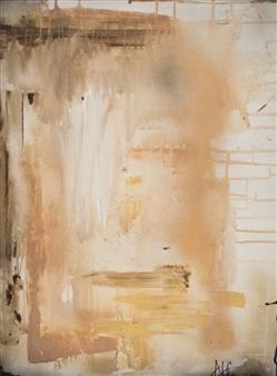 Abigail Custis - Skinny Dip Acrylic on Canvas, Paintings