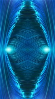 Hanan Levi - Vortex Digital Print on Canvas, Digital Art
