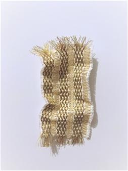 Andrea Collante - TP#10 IV Mixed Media Textile, Mixed Media