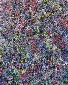 André Bakoš - Don't Be So Shy Acrylic on Canvas, Paintings