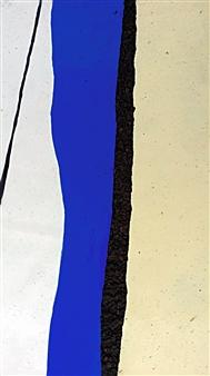 Laura Colantonio - From Line to Space #12 Inkjet Print on Fine Art Paper, Prints