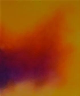 Jennifer Morris - At Sunset Acrylic on Canvas, Paintings