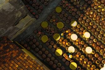 Lê Phương Hiền - Making Soya Sauce Archival Pigment Print, Photography