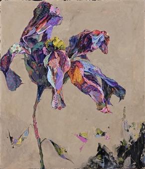 Jihyun Ra - You are still beautiful! Acrylic on Canvas, Paintings