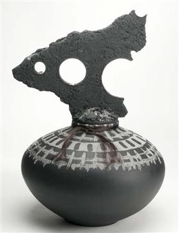 Susan Kadish - 5223 Stoneware, Sculpture