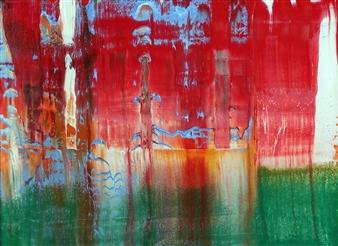 Marianne Durach - 36/04 T Acrylic on Canvas, Paintings
