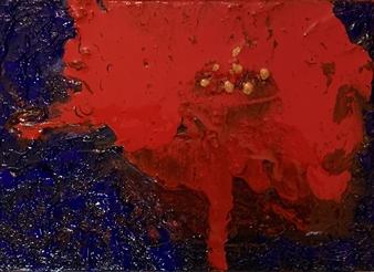 Jodi DeCrenza - Pandemia Acrylic on Canvas, Paintings