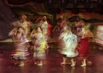 Danny Johananoff - The Pineapple Dance Archival Pigment Print on Plexiglass, Photography