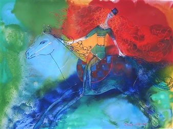 Irina Mauler - 01 Giclee, Prints