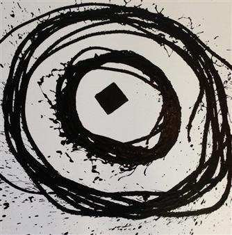 Lawrence R. Armstrong - Triniti 2.0 Acrylic on Canvas, Paintings