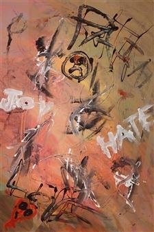 David Morrison - Americana Acrylic on Canvas, Paintings