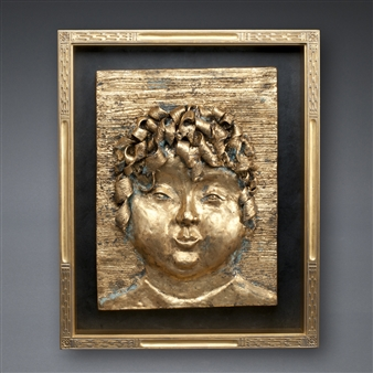 Susan Kadish - 4282 Stoneware, Sculpture