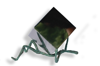 Pablo Serrano - Mariaaa Bronze, Sculpture