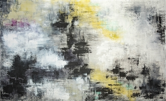 Susan Shade - Must Fly Acrylic on Canvas, Paintings