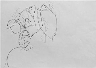 Marek Wasylewicz - VvA-A Pencil on Paper, Drawings