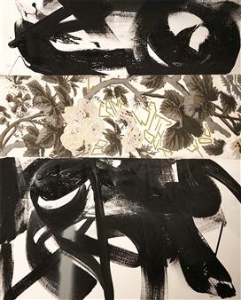 William Atkinson - June Mixed Media on Canvas, Mixed Media