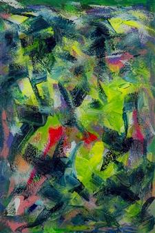 Anna K Art Katja van den Bogaert - Elevated Emotion Acrylic on Linen, Paintings
