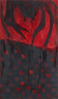 YeonSoo Kim - Tarantulas-1803 Acrylic on Canvas, Paintings