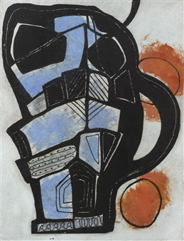 Donna Broder - John Gill's Mug Solar Plate Etching, Prints