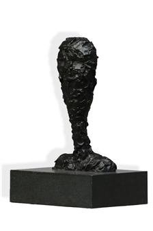 Pablo Serrano - Cephalous Bronze, Sculpture
