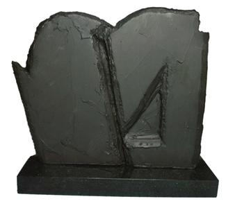 Daniel L. Randolph - Sculpture 34 Marble, Sculpture