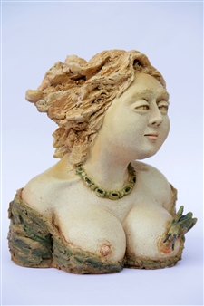 Martha Jimenez - Hope Ceramic, Sculpture