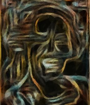 Jesua Marian - The Rare Variable Archival Pigment Print, Digital Art