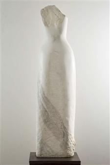 Ana Riesser - Bride Marble, Sculpture