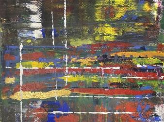 Ulrich T. Grabowski - My Construction Kit Acrylic on Canvas, Paintings