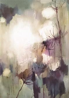 Isabel Conde Marín - Luz Acrylic on Canvas, Paintings