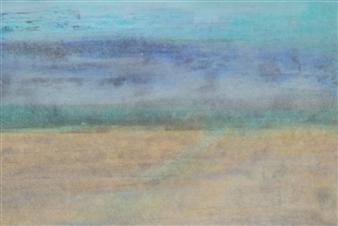François-Jérôme Bringuier - Atlantidian Trip Oil on Paper, Paintings
