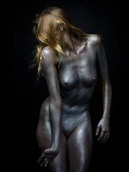 Joel Bardeau - Cold Blue Photograph on Fine Art Paper, Photography