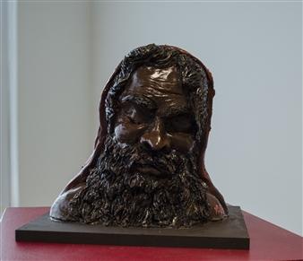 Vanessa Vilchis - Riflessione II Fiberglass, Sculpture
