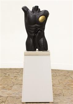 Jiri Maska - Prometheus Limestone, Sculpture