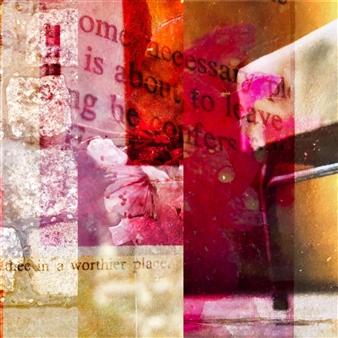 Stephanie A. Pitoy - Unspoken, No. 2 Digital C-Print, Photography