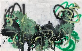 Marek Wasylewicz - Fri 2 Acrylic & Oil on Canvas, Paintings