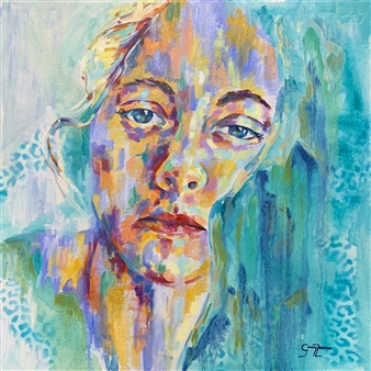Grady Zeeman - Incomplete Oil on Canvas, Paintings