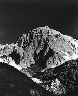 Antonio Biagiotti - Mont Blanc Photographic Print on Board, Photography