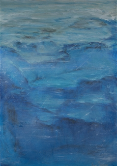 Anne E Chamness - Clear Water Acrylic on Canvas, Paintings
